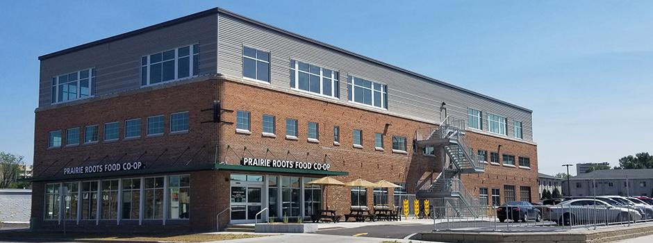 Prairie Roots Food Co-op opens in Fargo - Shultz + Associates Architects
